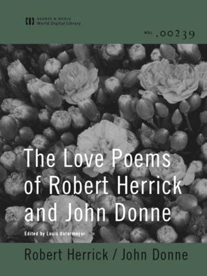 Robert Herrick love poems