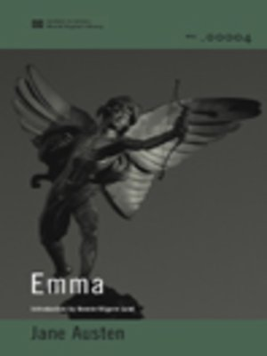 Click this cover for a(n) eBook sample of Emma (World Digital Library Edition).