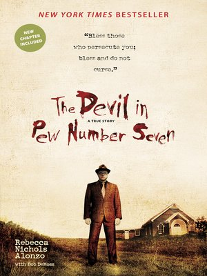 Click this cover for a(n) eBook sample of The Devil in Pew Number Seven