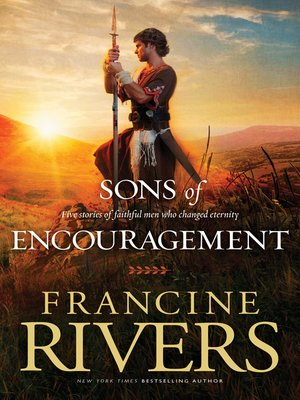 Cover of Sons of Encouragement