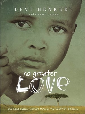 Click this cover for a(n) eBook sample of No Greater Love.