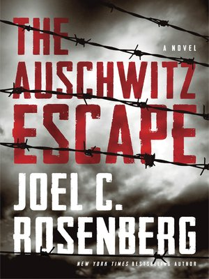 Cover of The Auschwitz Escape