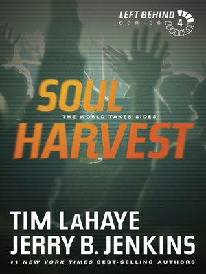 Click this cover for a(n) eBook sample of Soul Harvest