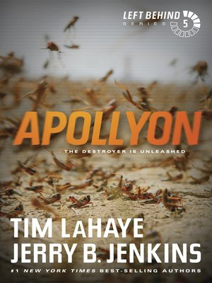 Click this cover for a(n) eBook sample of Apollyon.
