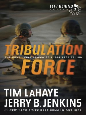 Click this cover for a(n) eBook sample of Tribulation Force.