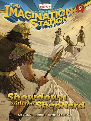 Click this cover for a(n) eBook sample of Showdown with the Shepherd