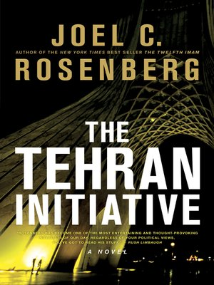 Click this cover for a(n) eBook sample of The Tehran Initiative.