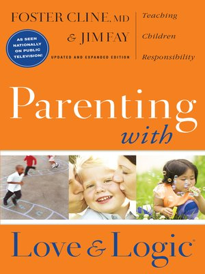 Cover of Parenting with Love and Logic