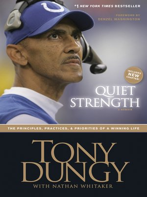 Click this cover for a(n) eBook sample of Quiet Strength