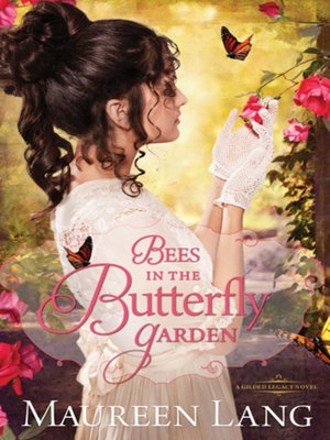 Click this cover for a(n) eBook sample of Bees in the Butterfly Garden