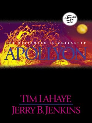Cover of Apollyon