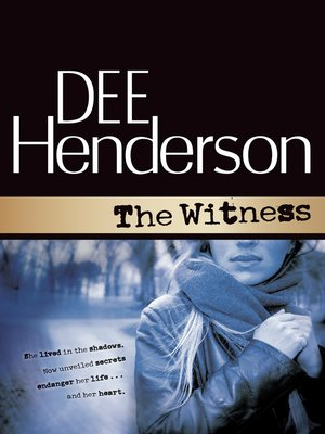 Click this cover for a(n) eBook sample of The Witness.