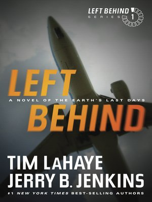 Cover of Left Behind