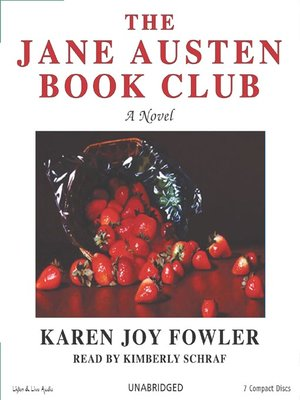 Click this cover for a(n) Audiobook sample of The Jane Austen Book Club.