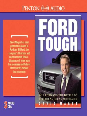 Click this cover for a(n) Audiobook sample of Ford Tough.