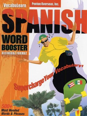 VocabuLearn® Spanish Word Booster