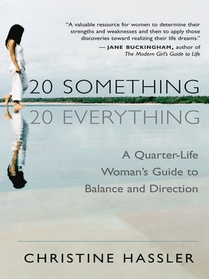 Click this cover for a(n) eBook sample of 20 Something 20 Everything.