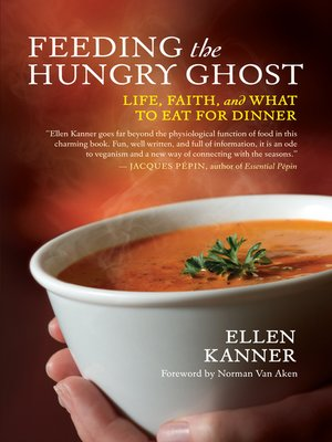 Click this cover for a(n) eBook sample of Feeding the Hungry Ghost