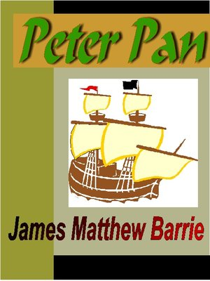 Click this cover for a(n) eBook sample of Peter Pan