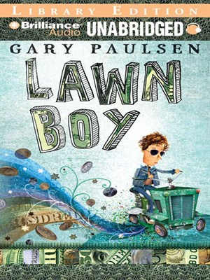 Click this cover for a(n) Audiobook sample of Lawn Boy.