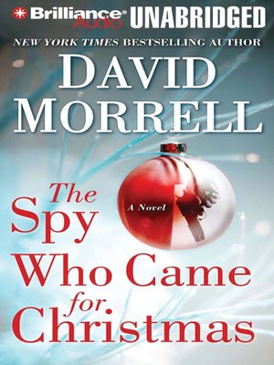Click this cover for a(n) Audiobook sample of The Spy Who Came for Christmas.