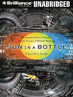 Click this cover for a(n) Audiobook sample of Sun in a Bottle.