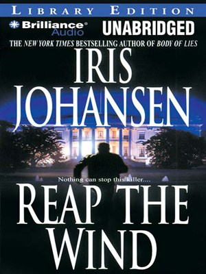Click this cover for a(n) Audiobook sample of Reap the Wind.