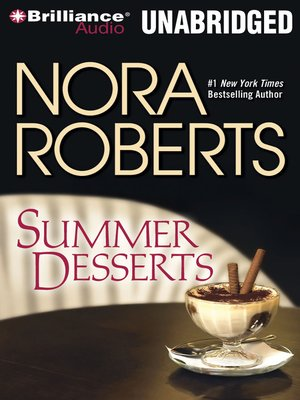 Click this cover for a(n) Audiobook sample of Summer Desserts