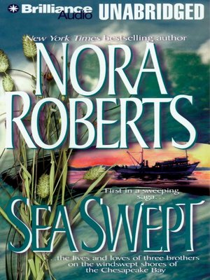 Click this cover for a(n) Audiobook sample of Sea Swept.