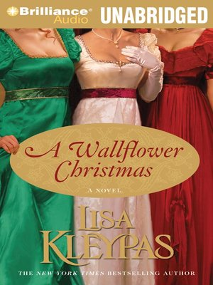 Click this cover for a(n) Audiobook sample of A Wallflower Christmas.