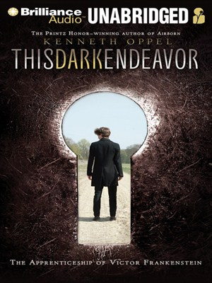 Click this cover for a(n) Audiobook sample of This Dark Endeavor.