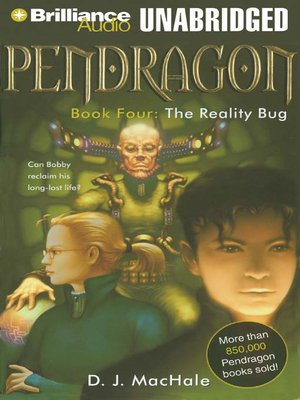 Click this cover for a(n) Audiobook sample of The Reality Bug