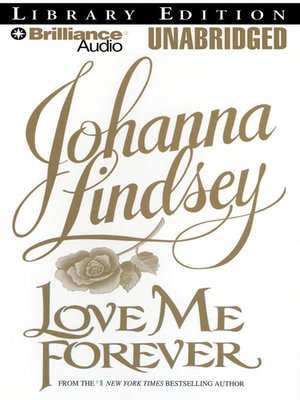 Click this cover for a(n) Audiobook sample of Love Me Forever.