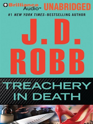 Click this cover for a(n) Audiobook sample of Treachery In Death.
