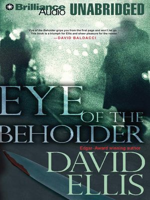 Click this cover for a(n) Audiobook sample of Eye of the Beholder.