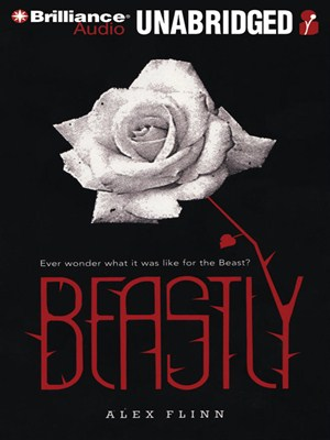 Click this cover for a(n) Audiobook sample of Beastly.