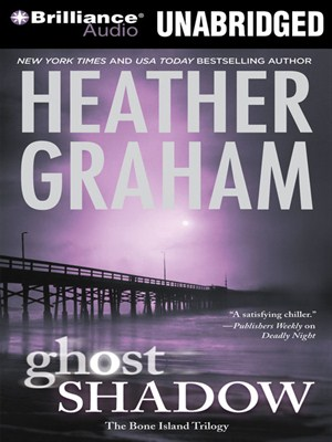 Click this cover for a(n) Audiobook sample of Ghost Shadow.