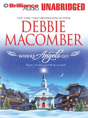 Click this cover for a(n) Audiobook sample of Where Angels Go.