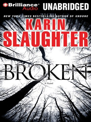Click this cover for a(n) Audiobook sample of Broken