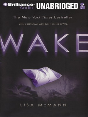 Click this cover for a(n) Audiobook sample of Wake.