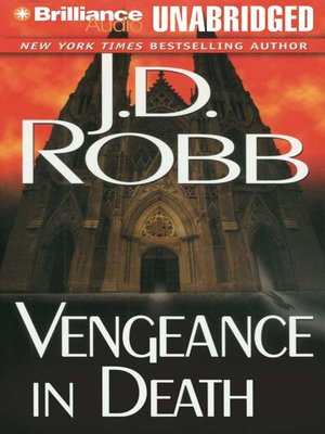 Click this cover for a(n) Audiobook sample of Vengeance in Death.