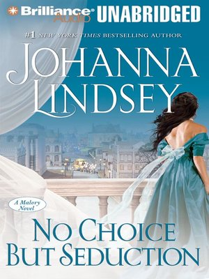 Click this cover for a(n) Audiobook sample of No Choice But Seduction.