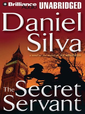 Click this cover for a(n) Audiobook sample of The Secret Servant