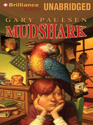 Click this cover for a(n) Audiobook sample of Mudshark.