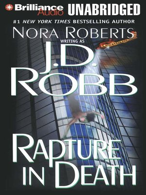 Click this cover for a(n) Audiobook sample of Rapture in Death