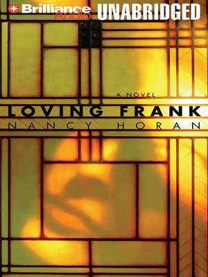 Click this cover for a(n) Audiobook sample of Loving Frank.