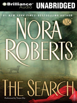 Click this cover for a(n) Audiobook sample of The Search.