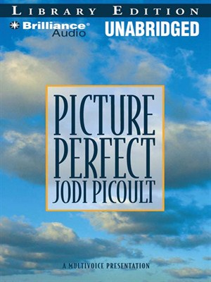 Click this cover for a(n) Audiobook sample of Picture Perfect.