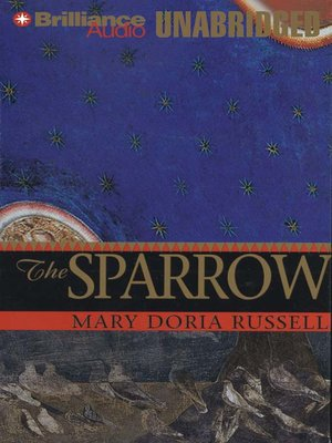 Click this cover for a(n) Audiobook sample of The Sparrow.
