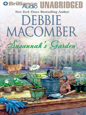Click this cover for a(n) Audiobook sample of Susannah's Garden